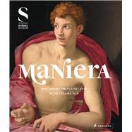 Maniera by Eclercy, Bastian; Aurenhammer, Hans (CON); Baker, Nicholas Scott (CON); Bedenbender, Katharina (CON); Bloemacher, Anne (CON), 9783791355061