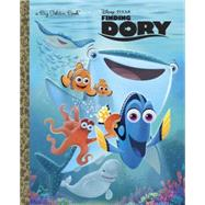 Finding Dory Big Golden Book (Disney/Pixar Finding Dory) by RH DISNEYRH DISNEY, 9780736435062