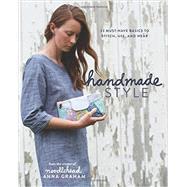 Handmade Style by Graham, Anna, 9781940655062
