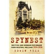 Spynest by Ruis, Edwin, 9780750965064