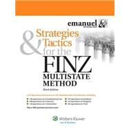 Strategies & Tactics for the Finz Multistate Method, Third Edition by Finz, Steven; Ruskell, Alex, 9781454825067