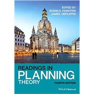 Readings in Planning Theory by Fainstein, Susan S.; Defilippis, James, 9781119045069