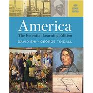 America by Shi, David E.; Tindall, George Brown, 9780393265071