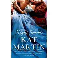 Night Secrets by Martin, Kat, 9781250055071
