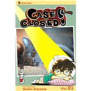 Case Closed, Vol. 51 by Aoyama, Gosho, 9781421565071