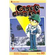 Case Closed, Vol. 50 by Aoyama, Gosho; Aoyama, Gosho, 9781421555072