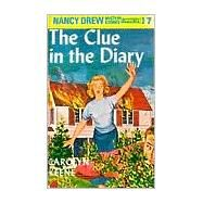 Nancy Drew 07: The Clue in the Diary by Keene, Carolyn (Author), 9780448095073