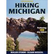 Hiking Michigan - 2nd Edition by Storm, Roger, 9780736075077