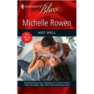 Hot Spell by Michelle Rowen, 9780373795079