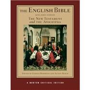 The English Bible, King James Version: The New Testament and The Apocrypha (Vol. 2) by HAMMOND,GERALD, 9780393975079