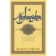 Afghanistan by Ewans, Martin, 9780060505080