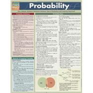 Probability Study Guide by Ravi Behara, 9781423215080
