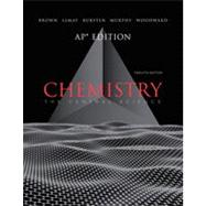 Chemistry: The Central Science (Nasta Edition), 12/e by Brown & Lemay, 9780132175081