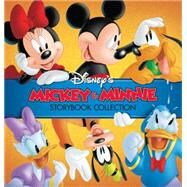 Mickey and Minnie's Storybook Collection by Disney Book Group; Disney Storybook Art Team, 9781423135081