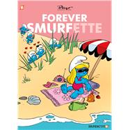 Forever Smurfette by Peyo, 9781629915081