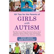 101 Tips for the Parents of Girls With Autism: The Most Crucial Things You Need to Know About Diagnosis, Doctors, Schools, Taxes, Vaccinations, Babysitters, Treatment, Food, Self-care, and More by Lyons, Tony, 9781629145082