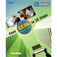 Pass ECDL in 30 Steps: Office XP Edition by Rickaby, Steve, 9781844805082