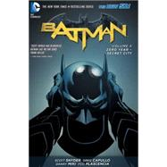 Batman Vol. 4: Zero Year-Secret City (The New 52) by SNYDER, SCOTTCAPULLO, GREG, 9781401245085