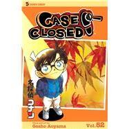 Case Closed, Vol. 52 by Aoyama, Gosho, 9781421565088