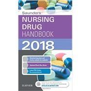 Saunders Nursing Drug Handbook 2018 by Kizior, Robert J., 9780323525091