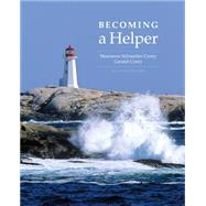 Becoming A Helper by Corey, Marianne Schneider, 9781305085091