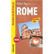 Marco Polo Perfect Days in Rome: Travel With Insider Tips by Marco Polo, 9783829755092