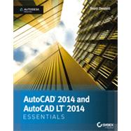 AutoCAD 2014 Essentials Autodesk Official Press by Onstott, Scott, 9781118575093