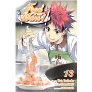 Food Wars!, Vol. 13 Shokugeki no Soma by Tsukuda, Yuto; Saeki, Shun, 9781421585093