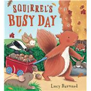Squirrel's Busy Day by Barnard, Lucy, 9781609925093