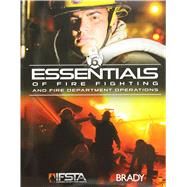 Essentials of Fire Fighting by IFSTA, 9780879395094