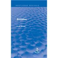 Evolution (Routledge Revivals) by Jevons; F. B., 9781138815094