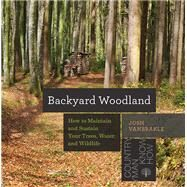 Backyard Woodland by Vanbrakle, Josh, 9781581575095