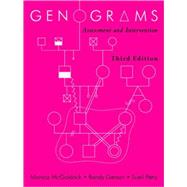 Genograms Assess 3E Pa by Mcgoldrick,Monica, 9780393705096