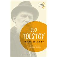 What is Art? by Tolstoy, Leo, 9781474265096