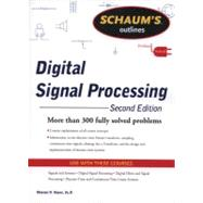 Schaums Outline of Digital Signal Processing, 2nd Edition by Hayes, Monson, 9780071635097