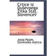 Crtice Iz Dusevnega Zitka Staj. Slovencev by Pajek, Josip, 9780559355097