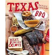 Texas BBQ by Cramby, Jonas, 9781909815100