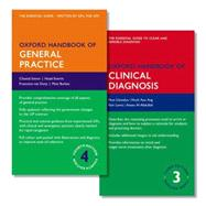 Oxford Handbook of General Practice 4e and Oxford Handbook of Clinical Diagnosis 3e by Simon, Chantal; Everitt, Hazel; van Dorp, Francoise; Burke, Matthew; Llewelyn, Huw; Ang, Hock Aun; Lewis, Keir; Al-Abdullah, Anees, 9780198785101