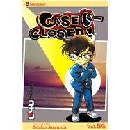 Case Closed, Vol. 54 The Moving Shrine Room by Aoyama, Gosho, 9781421565101