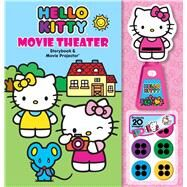 Hello Kitty Movie Theater Storybook + Movie Projector by Feldman, Thea, 9780794435103