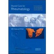 Shared Care for Rheumatology by Hosie; Gillian A C, 9781901865103