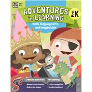 Adventures in Learning, Grade Pk by Thinking Kids; Carson-Dellosa Publishing Company, Inc., 9781483835105