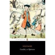 Candide : Or Optimism by Voltaire, Francois (Author); Cuffe, Theo (Translator); Wood, Michael (Introduction by), 9780140455106