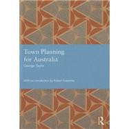Town Planning for Australia by Meller; Helen, 9780415835107