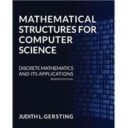 Mathematical Structures for Computer Science by Gersting, Judith L., 9781429215107