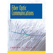 Fiber Optic Communications by Palais, Joseph C., 9780130085108