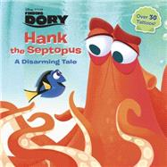 Hank the Septopus (Disney/Pixar Finding Dory) 9780736435109N