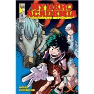 My Hero Academia, Vol. 3 by Horikoshi, Kohei, 9781421585109