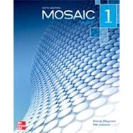 Mosaic 1 Reading by Wegmann, Brenda; Knezevic, Miki, 9780077595111