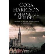 A Shameful Murder by Harrison, Cora, 9780727885111